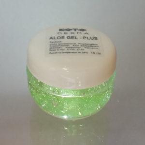 Aloe gel-plus