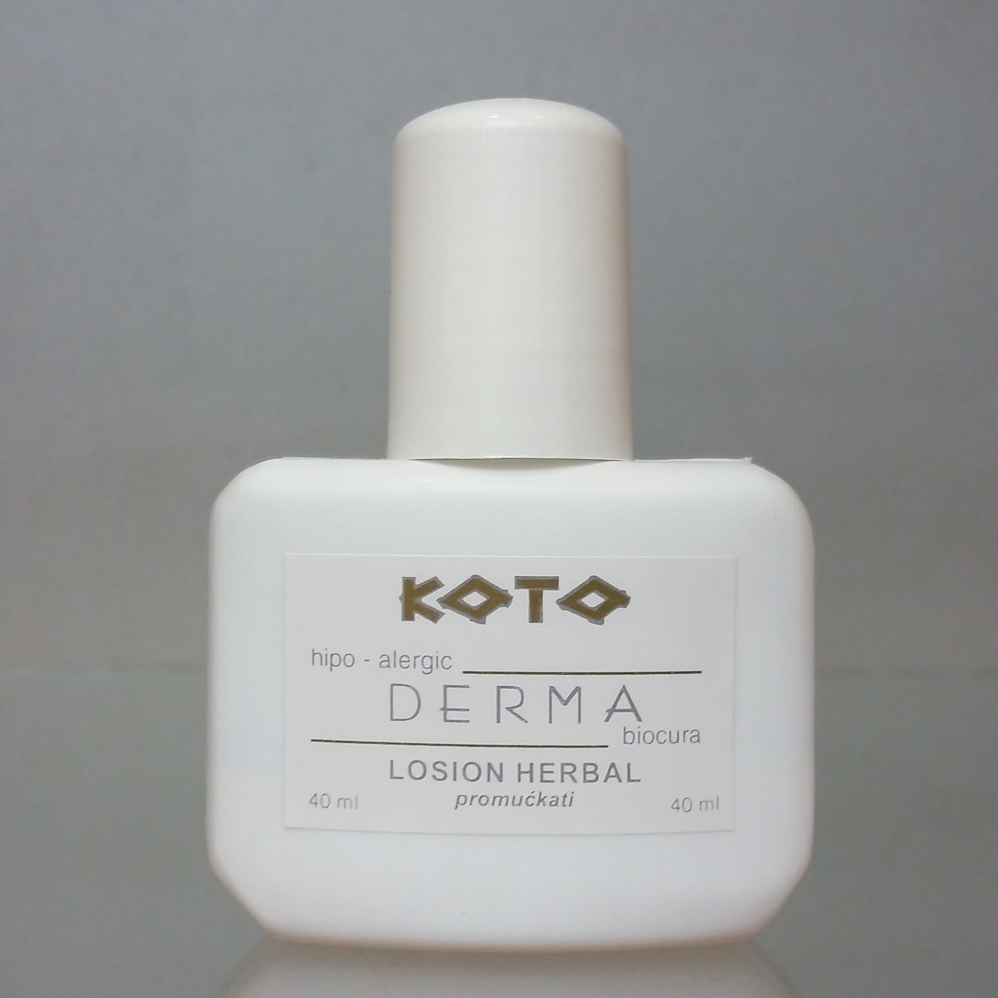 Losion herbal