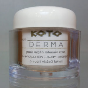 Pure argan intensiv krem