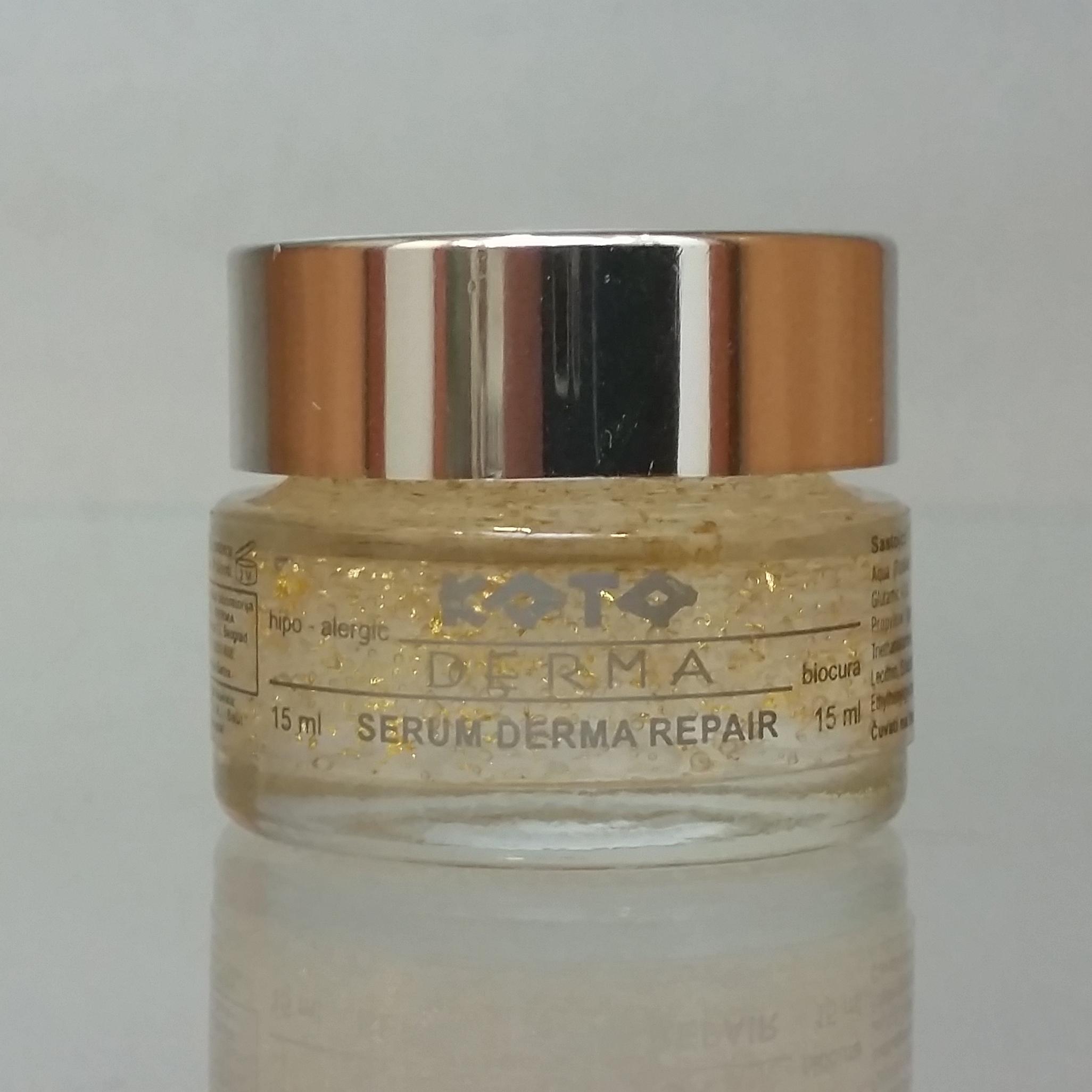 Serum derma repair